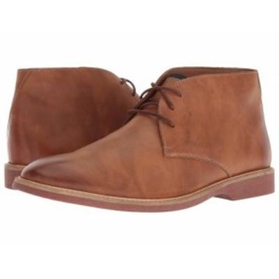 Clarks クラークス メンズ 男性用 シューズ 靴 ブーツ チャッカブーツ Atticus Limit Tan Leather【送料無料】