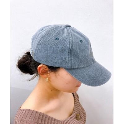 Donnaruma / 【FRUIT OF THE LOOM】HARD WASH LOW CAP WOMEN 帽子 > キャップ