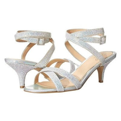 Jewel Badgley Mischka Newton レディース ヒール パンプス Iridescent