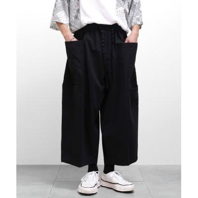minsobi / ポケットポイントイージーパンツ MEN パンツ > チノパンツ