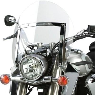 ナショナルサイクル National Cycle ウインドシールド スイッチブレード ショーティ 95-14 VT、XVS、VN クリア 557872-TR N21709 WO店