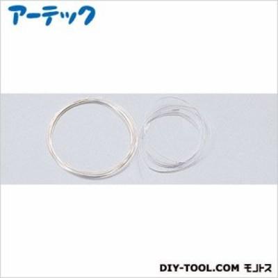 アーテック 七宝用具 銀丸線 (φ0.5mmx1m) GT-2★ (37894)