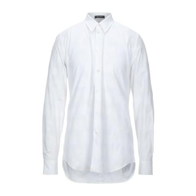 VERSACE シャツ ホワイト 39 コットン 100% シャツ