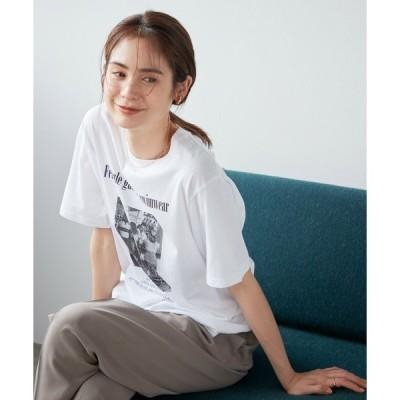 tシャツ Tシャツ 【LIFE】モノクロフォトTEE