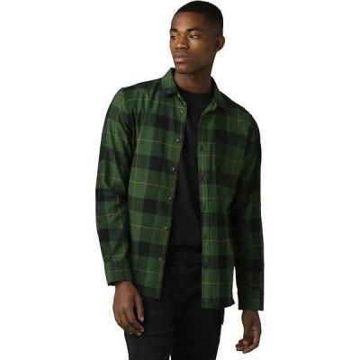 プラーナ メンズ シャツ トップス Prana Men's Los Feliz Flannel Shirt