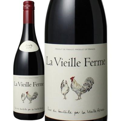 ワイン ローヌ ラ・ヴィエイユ・フェルム・ルージュ 2018 ファミーユ・ペラン 赤※ヴィンテージが異なる場合があります。