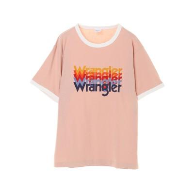 【Wrangler】RINGER TEE