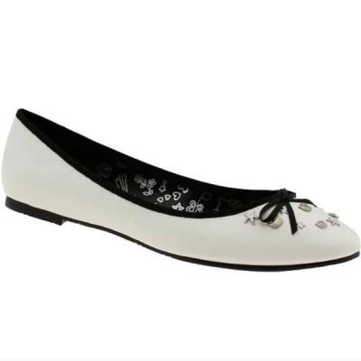 レディース スニーカー シューズ Hello Kitty Womens Carmine (white)