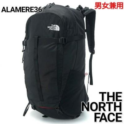 ノースフェイス THE NORTH FACE 登山 ALAMERE 36 バックパック リュック 黒 メンズ レディース NM2SM33A