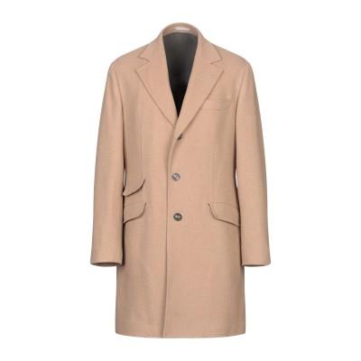 ブルネロ クチネリ BRUNELLO CUCINELLI コート キャメル 50 ウール 95% / カシミヤ 5% コート