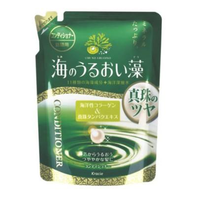 【アットコスメショッピング/@cosme SHOPPING】 海のうるおい藻 コンディショナー 詰替用