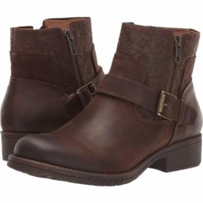 コンフォーティヴァ Comfortiva レディース ブーツ シューズ・靴 Sterns Cocoa Brown Dusky/Floral Emboss