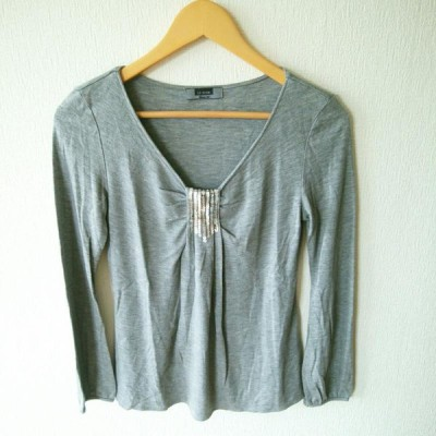 LESOUK ルスーク 長袖 カットソー Cut and Sewn  10001520
