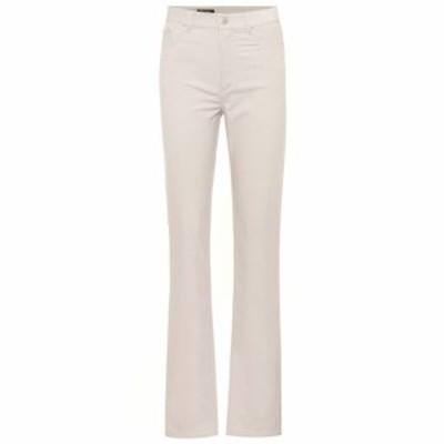 ロロピアーナ Loro Piana レディース ボトムス・パンツ Rodger stretch-corduroy straight pants Beige