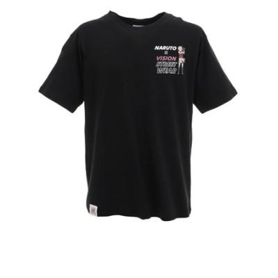 ヴィジョン(VISION)Tシャツ 半袖 春野サクラTシャツ 9523157-01BLK オンライン価格