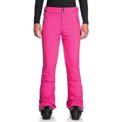 ロキシー Roxy レディース スキー・スノーボード ボトムス・パンツ montana snowboard pants Beetroot Pink