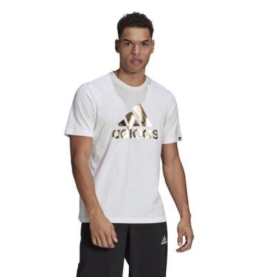adidas アディダス フォイル ロゴ グラフィック 半袖Tシャツ / Foil Logo Graphic Tee 28707 GL3703 メンズスポーツウェア 半袖ベーシックTシャツ メンズ ...