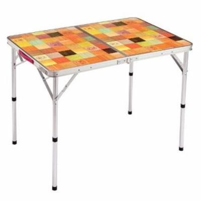 コールマン Coleman ナチュラルモザイクリビングテーブル/90プラス 2000026752 テーブル アウトドア用 キャンプ用