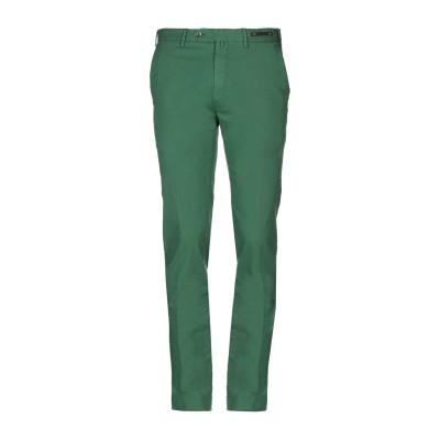 ピーティーゼロウーノ PT01 パンツ グリーン 44 コットン 98% / ポリウレタン 2% パンツ
