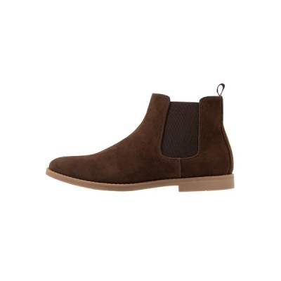 ピアワン ブーツ&レインブーツ メンズ シューズ Classic ankle boots - brown