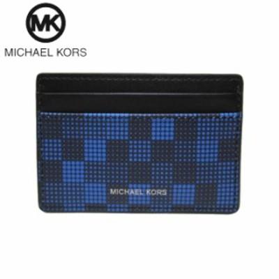 マイケルコース ブティック Michael Kors カードケース 36S0LGFD1R プリント マチなし カードケース GIFTING / CARD CASE W ID / MDNGT/P