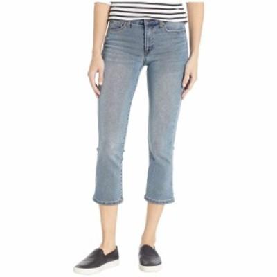 ヴィンテージ アメリカ Vintage America レディース ジーンズ・デニム ボトムス・パンツ High-Rise Slim Crop Jeans in Blue Blue