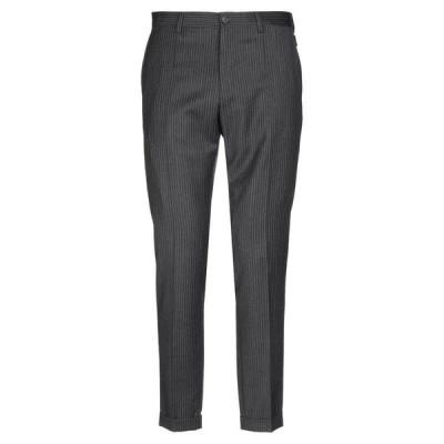 DOLCE & GABBANA チノパンツ ファッション  メンズファッション  ボトムス、パンツ  チノパン 鉛色