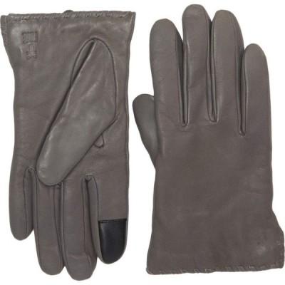 フライ Frye レディース 手袋・グローブ Nora Whipstitch Gloves Grey