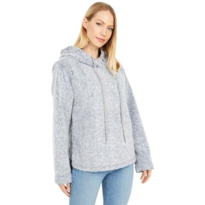 デイランバイトゥルーグリット レディース 服  Whistler Tippled Plush Side Zip Pullover Hoodie
