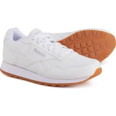 リーボック Reebok レディース ランニング・ウォーキング シューズ・靴 Classic Harman Running Shoes - Leather White/Steel/Gum