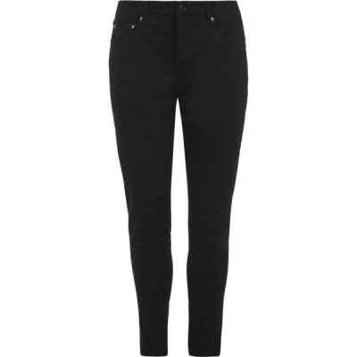ラルフ ローレン Lauren by Ralph Lauren レディース ジーンズ・デニム スキニー ボトムス・パンツ Regal Skinny Jeans Perfect Black
