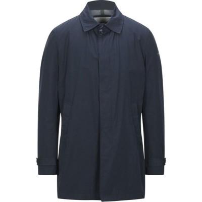 ヘンリーコットンズ HENRY COTTON'S メンズ ジャケット アウター Full-Length Jacket Dark blue
