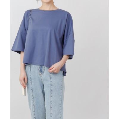 《抗菌・防臭》【SMART COLLECTION】抗菌スマートワイド半袖Tシャツ