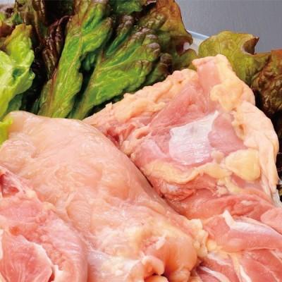 冷凍食品 業務用 奥美濃古地鶏モモ肉 2kg 18371 弁当 絶妙な歯ごたえ コク 鶏 とり トリ チキン もも モモ 鳥肉 鶏肉 肉