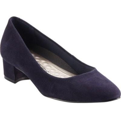 ウォーキング クレードル Walking Cradles レディース パンプス シューズ・靴 Heidi Pump Navy