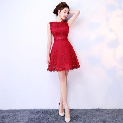 パーティドレス 安い 可愛い ミニ ドレス イブニングドレス キャバ ナイトクラブ ホステス 結婚式 披露宴 2次会 パーティー