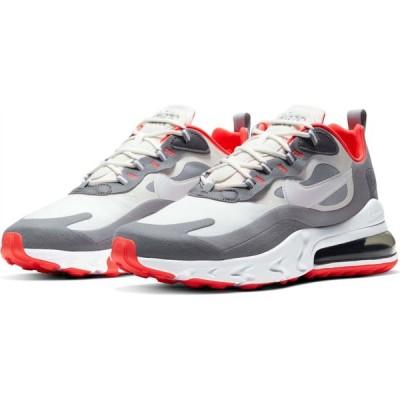 ナイキ NIKE メンズ スニーカー シューズ・靴 Air Max 270 React Sneaker Summit White/Smoke Grey
