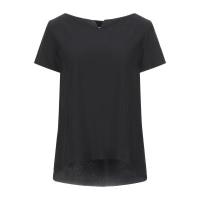 EUROPEAN CULTURE T シャツ ブラック XXS コットン 100% T シャツ