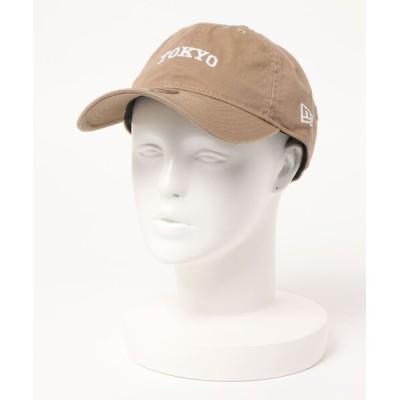 OVERRIDE / 【NEW ERA】NE 9THIRTY TOKYO MEN 帽子 > キャップ