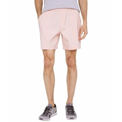 ノースフェイス ハーフ&ショーツ ボトムス メンズ Class V Pull-On Shorts Evening Sand Pink