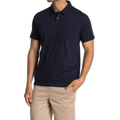 ビラボン メンズ ポロシャツ トップス Standard Issue Polo Shirt NVY-NAVY