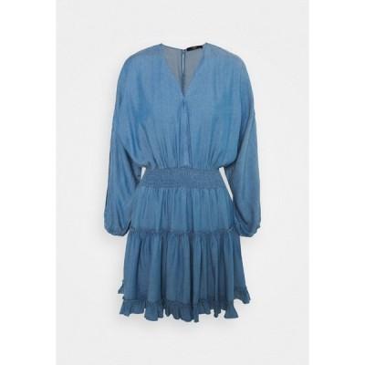 シュテフェン スクラウト ワンピース レディース トップス LAUREN SUMMER TUNIC - Day dress - indigo