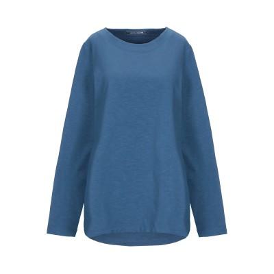 EUROPEAN CULTURE T シャツ ブルーグレー XS コットン 95% / ポリウレタン® 5% T シャツ