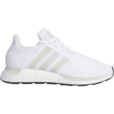 アディダス スニーカー シューズ レディース adidas Originals Women's Swift Run Shoes White/Green