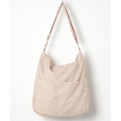 kana / コーデュロイショルダーバッグ WOMEN バッグ > ハンドバッグ