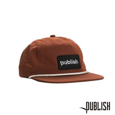 【PUBLISH BRAND/パブリッシュブランド】SHIFTER スナップバックキャップ / BRICK