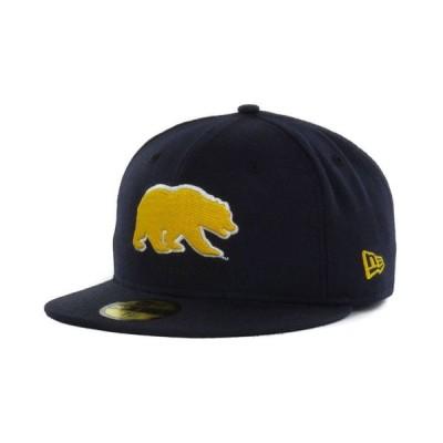 ニューエラ メンズ 帽子 アクセサリー California Golden Bears NCAA AC 59FIFTY Cap