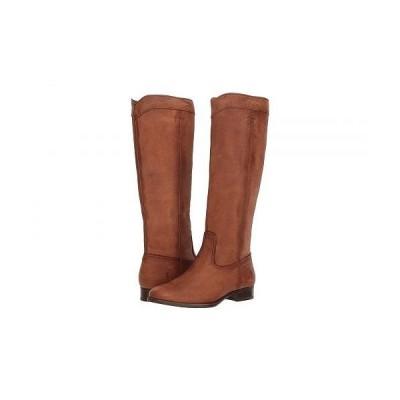 Frye フライ レディース 女性用 シューズ 靴 ブーツ ロングブーツ Cara Roper Tall - Cognac