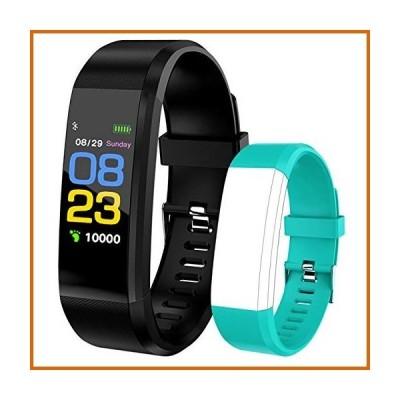 送料無料 ELEDUCTMON Smartwatch Fitness Tracker with Heart Rate Monitor Full Touch Screen Step Calorie Counter,IP67 Waterproof Step Count