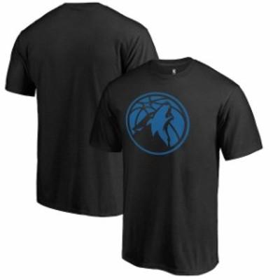 Fanatics Branded ファナティクス ブランド スポーツ用品  Fanatics Branded Minnesota Timberwolves Black Taylor T-Shirt